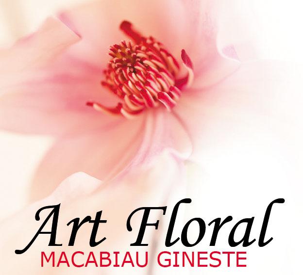 Logo art floral argeles